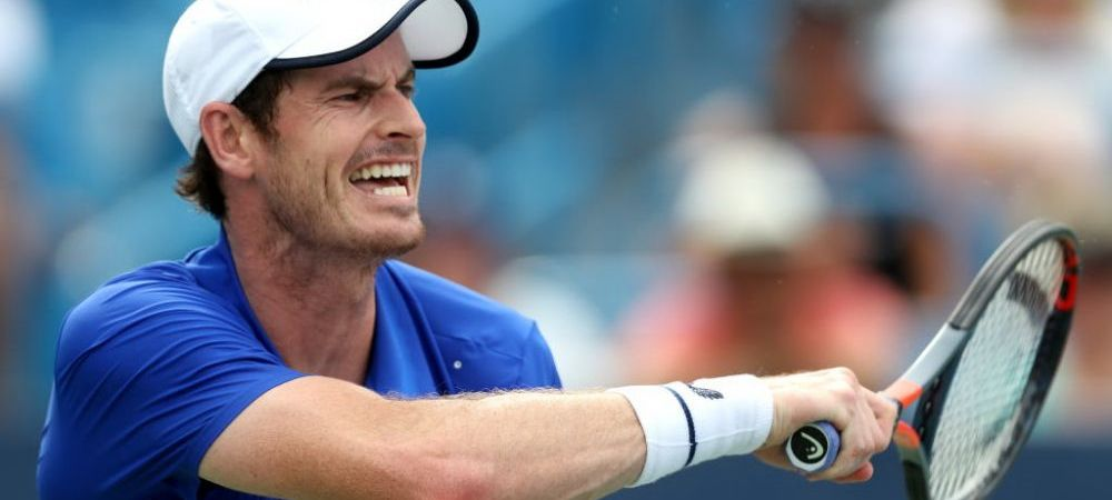 Andy Murray, prima victorie dupa aproape un an! Britanicul nu s-a inscris la US Open si participa la turneul lui Nadal