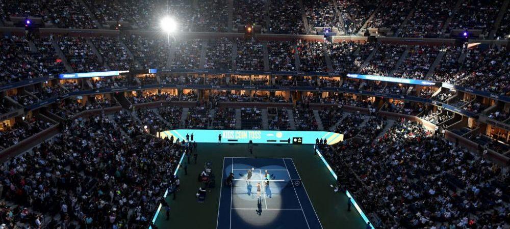 US OPEN, REZUMATUL ZILEI: Alarma de tenis in Orasul care nu doarme niciodata, ziua 1