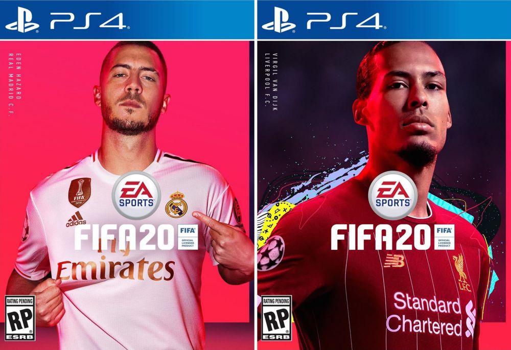 BREAKING NEWS   Moment ISTORIC: Liga 1 va fi in FIFA 2020! FCSB isi gaseste, in sfarsit antrenor: MILIOANE de fani ii pot controla pe jucatori! :))