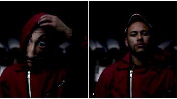 In asteptarea Barcelonei, Neymar s-a apucat de actorie. Surpriza uriasa: brazilianul apare in serialul momentului