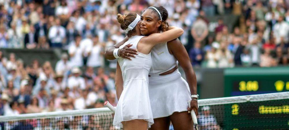 Simona Halep si Serena Williams, cele mai eficiente jucatoare in turneele de Grand Slam. Topul alcatuit de WTA