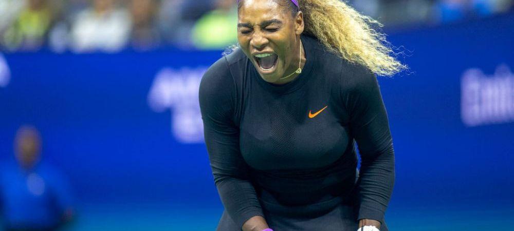 Aroganta Serenei Williams cand a fost intrebata de castigarea US Open 2019! Ce a spus despre rivalele la trofeu