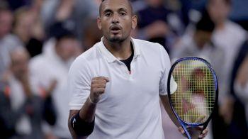 """Kyrgios risca sa fie suspendat 3 ani din tenis! Ce a facut la conferinta de presa: """"ATP este oricum corupt!"""""""
