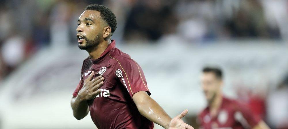 Billel Omrani, transfer URIAS! CFR negociaza vanzarea cu 3,3 milioane euro la o fost adversara din Champions League