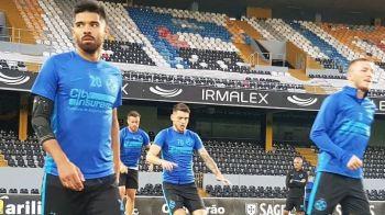 """GUIMARAES - FCSB 22:00 PROTV: Narcis Raducan, despre atmosfera din lotul echipei: """"Asa e inainte de meci!"""" Ce spune despre riscul demiterii lui Vintila"""
