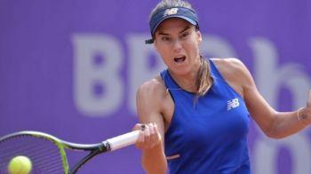 US OPEN 2019   Sorana Cirstea - Bolsova Zadoinov 3-6, 6-4, 6-2! Cirstea poate juca impotriva lui Halep in urmatorul tur