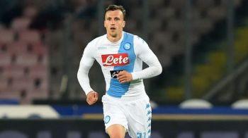 Vlad Chiriches, noi detalii despre transfer! Capitanul nationalei si-a luat adio de la colegii de la Napoli!