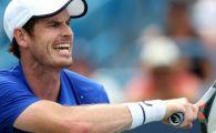 Continua problemele pentru Andy Murray! A pierdut cu un jucator clasat pe locul 240 in clasamentul ATP