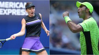 Simona Halep continua la US Open, la dublu mixt cu Horia Tecau. PROGRAMUL romanilor la New York