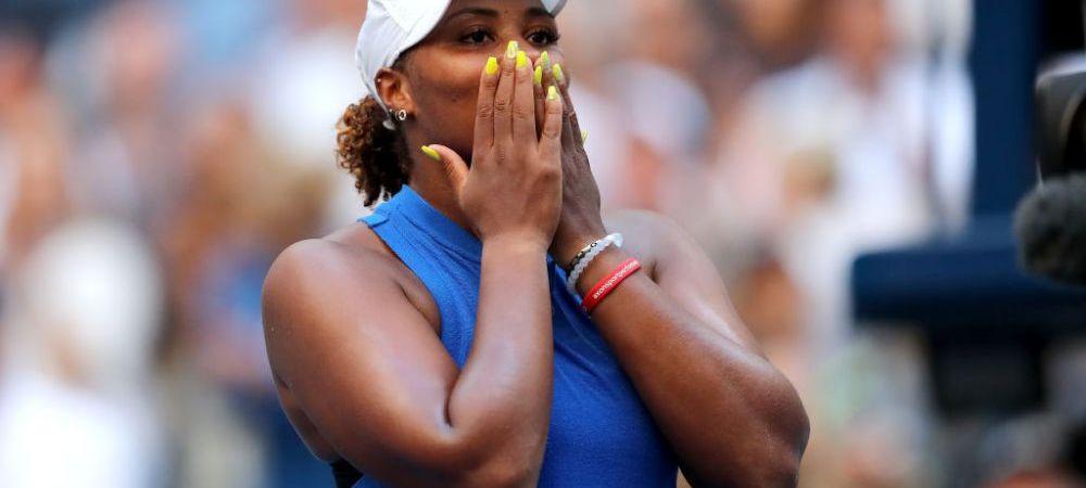 """Au fost momente in care n-am mai vrut sa joc tenis!"" Drama necunoscuta a lui Taylor Townsend! Ce a dezvaluit dupa victoria cu Simona Halep"