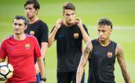 Reactia lui Valverde dupa anuntul ca transferul lui Neymar la Barca A PICAT! Ce spune despre plecarile lui Rakitic si Dembele