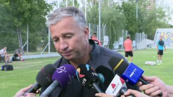 """""""Sa mor eu de nu ii trimit pe aia de la FCSB la trageri! Nu vedeti fața mea? Am o viata grea!"""" Dan Petrescu, reactie incredibila dupa ce si-a aflat adversarele din Europa League"""