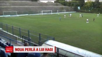 Noua perla a lui Hagi a crescut la academia Barcelonei! Pustiul a dat golul saptamanii in Romania! VIDEO