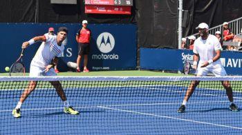 Surpriza mare la dublu la US Open! Tecau si Rojer, eliminati inca din primul tur! Raluca Olaru a reusit calificarea in turul doi