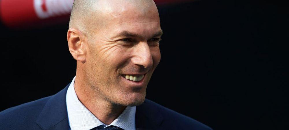 """""""O bomba, doua bombe, cine stie? Mai sunt 2 zile!"""" Anuntul de ULTIMA ORA facut de Zidane despre transferurile Realului"""