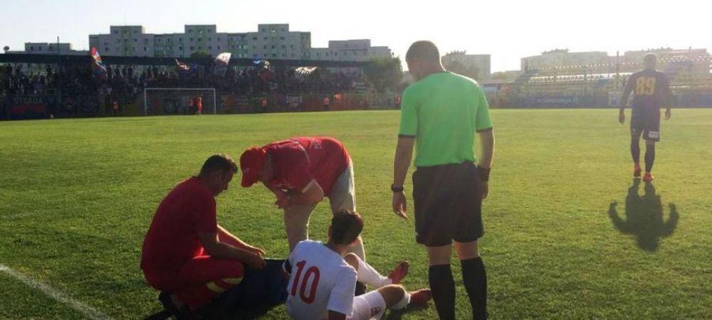 SITUATIE INCREDIBILA in liga a patra: derby-ul dintre Steaua si Dinamo s-a terminat dupa doar 3 minute! Ce s-a intamplat