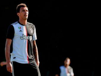 ULTIMA ORA | Mandzukic pleaca de la Juventus in ultima zi de mercato! Surpriza uriasa: unde va ajunge