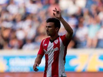 Cristi Ganea, gata sa plece de la Athletic Bilbao! Are oferta si poate ajunge sub comanda unui antrenor care l-a ajutat mult