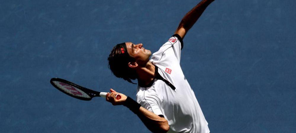 US OPEN, rezumatul zilei: Blitzkrieg pentru Federer; Wawrinka e cosmarul lui Djokovic si noua favorita de la feminin