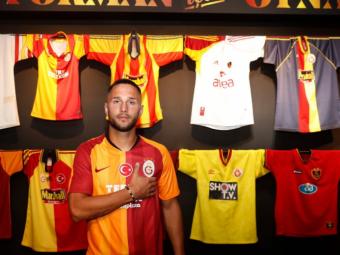 """""""Am vorbit cu el iniante sa vin aici!"""" Prima reactie a lui Florin Andone dupa transferul la Galatasaray: cu cine s-a sfatuit inainte sa semneze"""