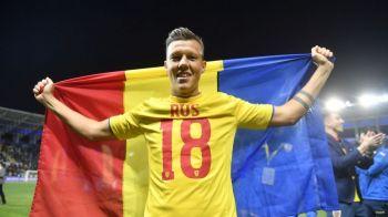 """ROMANIA - SPANIA, PROTV: Adrian Rus: """"Sunt roman 100% si visam sa joc pentru Romania!"""" De ce si-a luat cetatenie maghiara"""