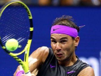 """Rafa Nadal, declaratie surprinzatoare inainte de sferturile de la US Open: """"Intotdeauna am spus ca nu am idoli"""""""