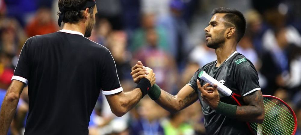 """US OPEN 2019: DRAMA jucatorului care l-a impresionat pe Roger Federer: """"Aveam doar 6 dolari in portofel!"""""""