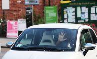 Castiga 4 milioane pe an, dar conduce o masina MINUSCULA!Cum a fost surprins portarul bogatilor din Anglia. FOTO