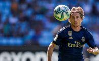 """Luka Modric putea sa plece de la Real Madrid in aceasta vara! """"Este un mare fan al acestei echipe"""" De ce nu s-a negociat nimic"""