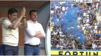 Atmosfera de Champions League la Craiova: 2000 de fani la venirea lui Piturca! Anunt surprinzator: Mititelu, liber pe Oblemenco!