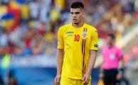"""ROMANIA - SPANIA, PROTV: Emotii mari pentru Ianis Hagi: """"N-am mai jucat cu 55.000 oameni pe stadion!"""" VIDEO"""