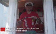 Bonjasky a petrecut trei zile ca-n povesti in Moldova! Morosanu s-a facut capitan de vas pentru triplul campion din K-1