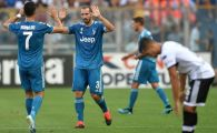 LOVITURA GREA pentru Sarri! Juventus si-a pierdut capitanul! Chielinii e OUT 6 luni dupa o accidentare groaznica la antrenament