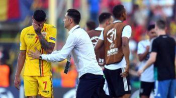 """Gigi Becali s-a suparat degeaba pe Contra! De ce nu l-a convocat selectionerul pe Florinel Coman: """"A fost mai mult rugamintea mea!"""""""