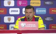 "ROMANIA - SPANIA, PROTV: Contra anunta OFENSIVA TOTALA pe National Arena: ""Trebuie sa avem curaj!"" Planul selectionerului"