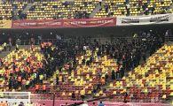 ROMANIA - SPANIA:HAOS IN PELUZA! Ultrasii nationalei s-au batut cu fortele de ordine la finalul partidei! FOTO