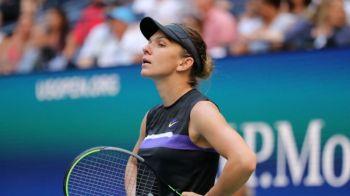 Simona HalepS-A RETRAS de laZhengzhou! Romanca ia o pauza dupa US Open