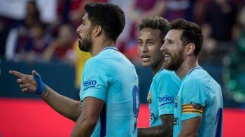 Suarez, dezvaluiri incredibile dupa ce transferul lui Neymar la Barca a picat! Seicii de la PSG au luat foc. Mesaj pentru starul brazilian