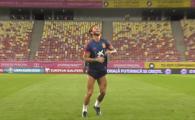 ROMANIA - SPANIA, AZI 21:45, PRO TV | Ne luptam cu GIGANTII! Scheme senzationale la antrenamentul Spaniei: Ramos&co au aratat ce pot. VIDEO