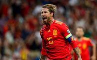 ROMANIA - SPANIA, 21:45 PRO TV | Ramos, capitanul, simbolul, animalul! Povestea celui care mobilizeaza nationala Spaniei