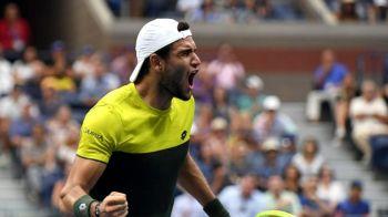 US OPEN 2019   Cine e Matteo Berrettini, revelatia turneului! A trecut de Monfils si va lupta cu Rafael Nadal