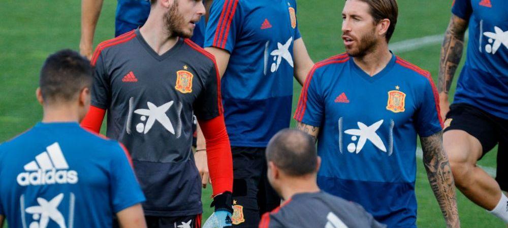 ROMANIA - SPANIA, 21:45, IN DIRECT LA PRO TV | Ramos, la un pas de o borna istorica! Recordul URIAS de care se apropie la meciul cu Romania