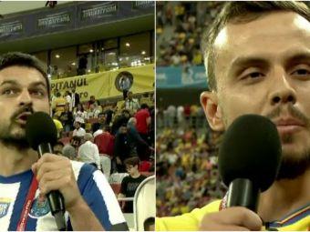 "ROMANIA - SPANIA: Momentul in care SUPORTERII au devenit capitanii nationalei pe National Arena: ""Luptati, luptati, luptati!"" VIDEO"