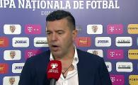 """ROMANIA - SPANIA 1-2: Contra, dezamagit: """"Am intrat cu frica, ne-am speriat de ei!"""" Selectionerul, suparat pe suporterii care au aruncat torte"""