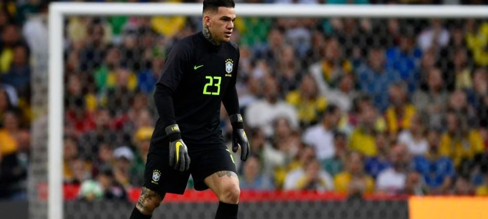 """Ederson Moraes   Declaratie superba. Brazilianul nominalizat pentru titlul de cel mai bun portar al anului a surprins: """"El e cu un pas in fata!"""""""