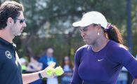"""US OPEN 2019   Se repeta istoria de anul trecut? Neregula facuta de Serena Williams la recomandarea antrenorului. Patrick Mouratoglou: """"Nu regret ca am incalcat regulamentul!"""""""