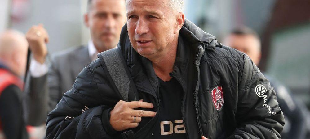 SURPRIZE URIASE! Petrescu a lasat o serie de jucatori importanti in afara lotului de Europa League: jucatorii SCOSI de pe lista UEFA