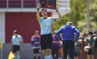 Romania - Malta va fi condus la centru de un arbitru debutant!Este primul meci international pe care il dirijeaza