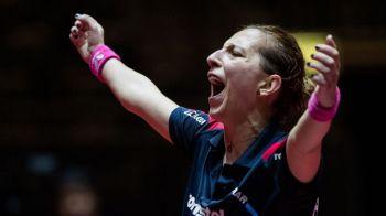 CE PERFORMANTA! Romania, din nou in finala Campionatului European de tenis de masa! Romancele, campioanele en-titre