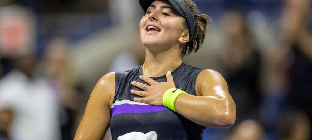 Simona Halep a contribuit la ascensiunea Biancai Andreescu! Ce sfaturi i-a oferit fostul lider mondial revelatiei de la US Open